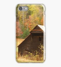 This Old Barn iPhone Case/Skin