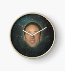 Cage - Our Lord of the COSMOS. Clock