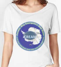 Cosmic Ray Energetics and Mass (CREAM) Experiment  Women's Relaxed Fit T-Shirt
