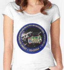 Cosmic-Ray Energetics and Mass investigation Investigation Logo Women's Fitted Scoop T-Shirt