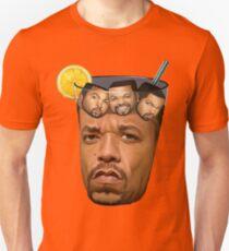 Ice Tea with Ice Cubes Unisex T-Shirt