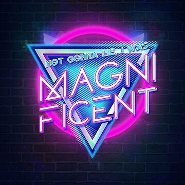 Magnificent - Pink by missphi