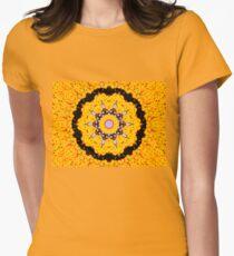 KALIEDOSCOPE LANTANA Womens Fitted T-Shirt
