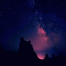 Milky Way over Arches National Park by Ryan Houston