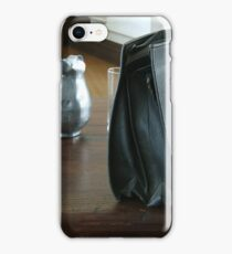 Vintage Legal Briefcase iPhone Case/Skin