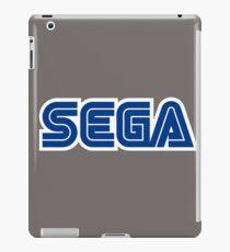 Sega logo iPad Case/Skin