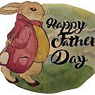 Hoppy Father's Day by pokegirl93
