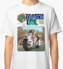 Bulma and Son Goku Classic T-Shirt