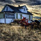 Old School House by Kasey Cline