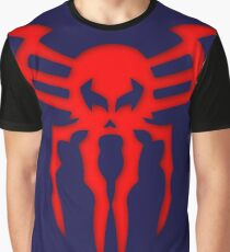 Spider Chest 2099 Comic  Graphic T-Shirt