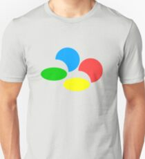 Super Nintendo, famicom logo Unisex T-Shirt