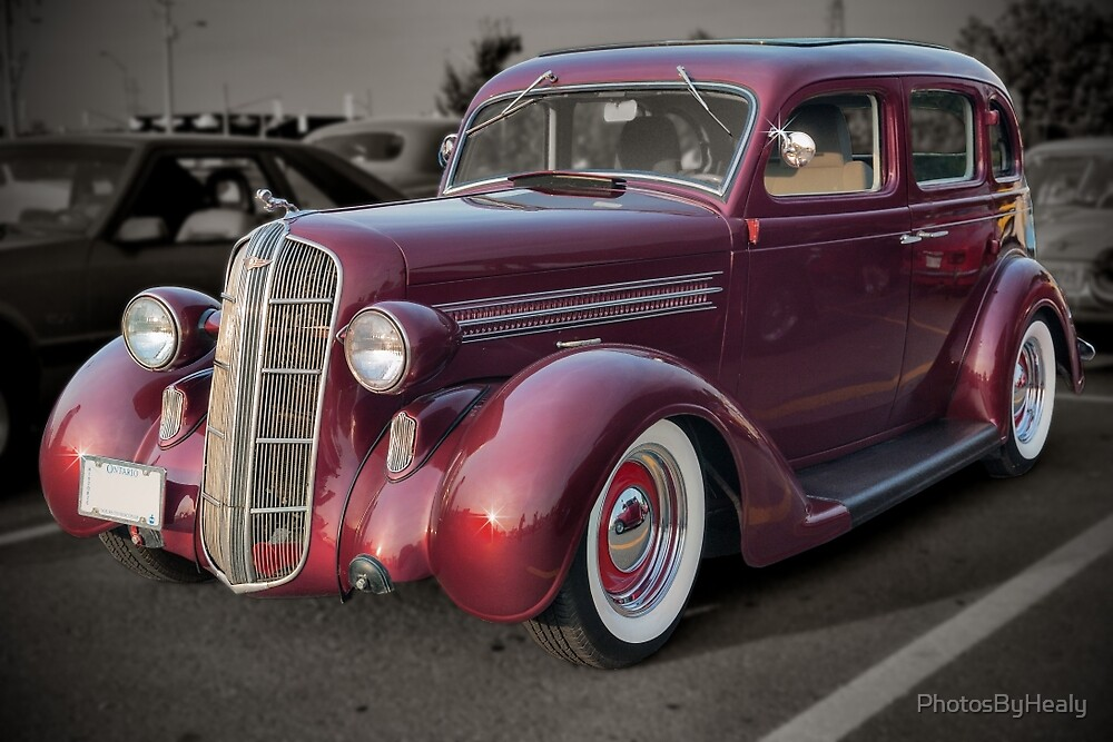 1936 Dodge Brothers Sedan by PhotosByHealy