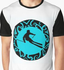 Cross Country Graphic T-Shirt