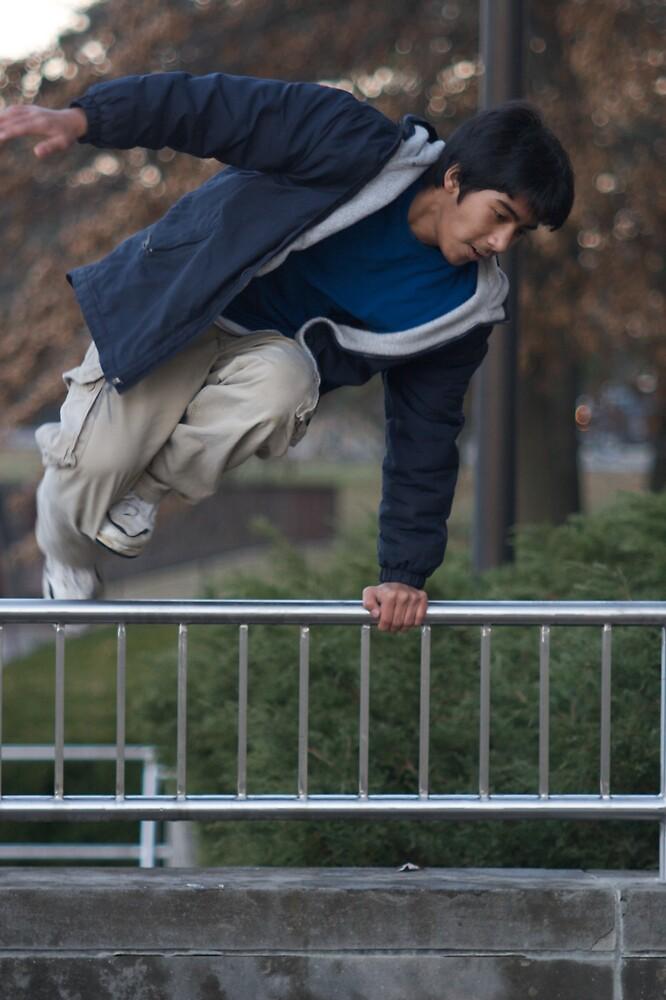 Jump by bawang