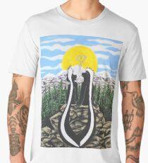 skunk smoke weed Men's Premium T-Shirt