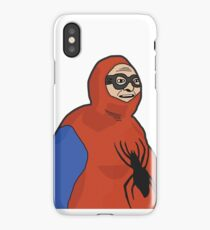 Spider-Frank iPhone Case/Skin