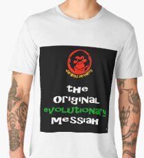 DARWINS MONKEY MESSIAH Men's Premium T-Shirt