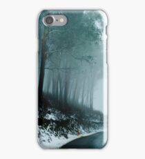 0233  Into a cold dark place   [e] iPhone Case/Skin