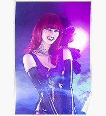 Kinky Vampire Poster