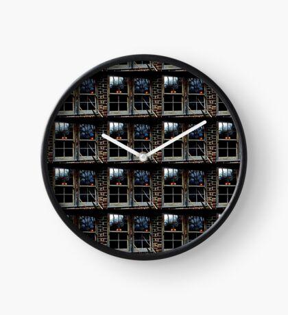 Reflexionen Uhr