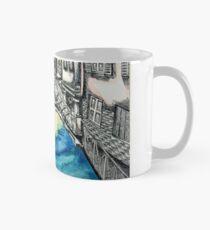 Venice Illustration and Watercolor Mug