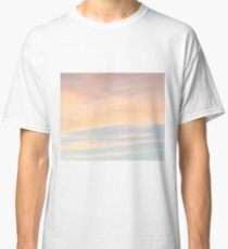 Gentle Sunset with Good Vibes Classic T-Shirt