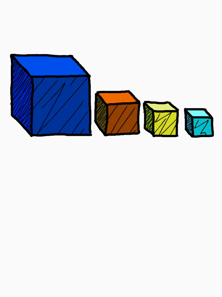 Reino del Dios Loco - Cubos de Dios Cubo de Rawkie