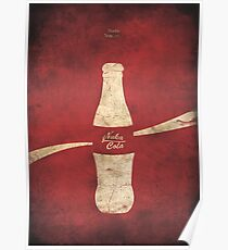 Nuka Cola Power Poster Poster
