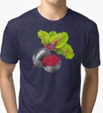 let the beat drop Tri-blend T-Shirt