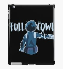 FULL COWL iPad Case/Skin