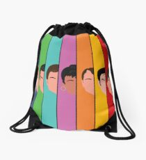 Enterprise Crew Drawstring Bag
