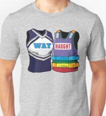 WayHaught Wynonna Earp Rainbow Vests Unisex T-Shirt