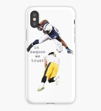 Penn State Football iPhone Case