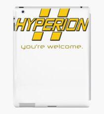 Hyperion. iPad Case/Skin