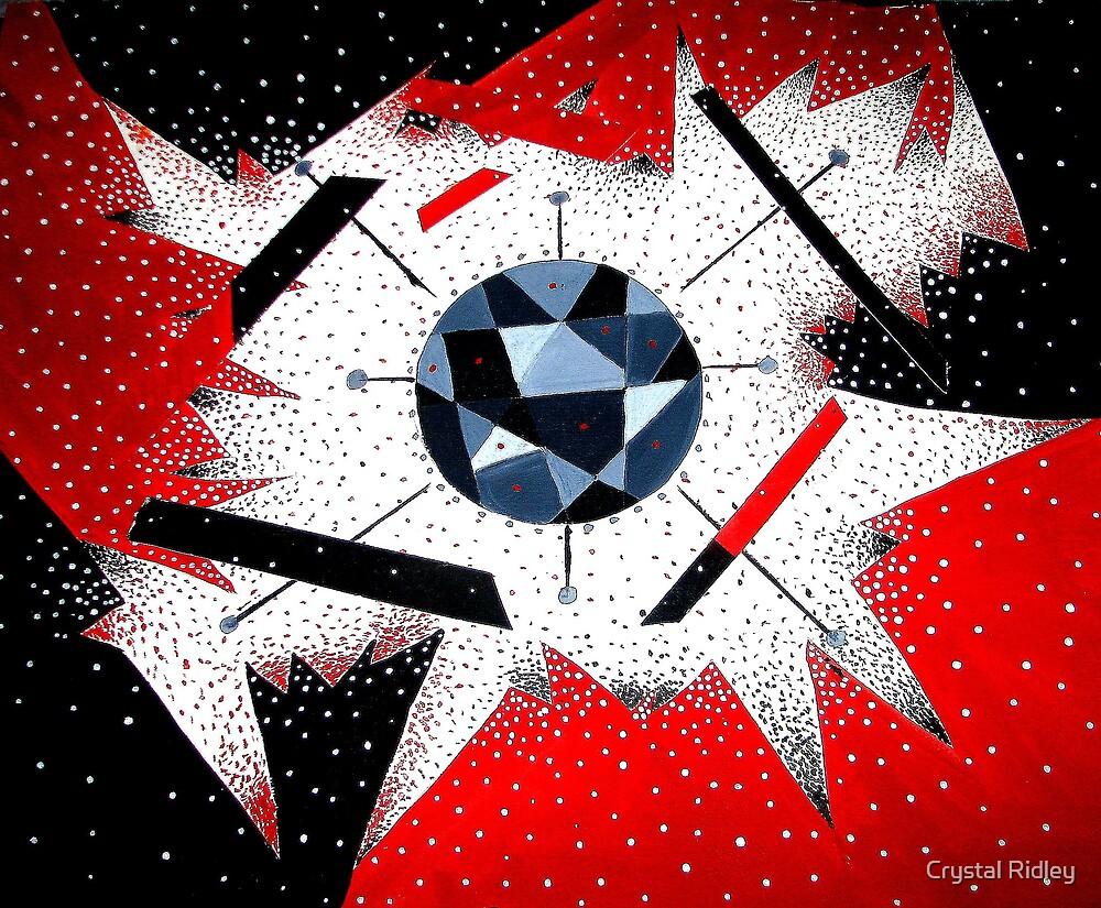 """""""Orbit"""" by Crystal Ridley"""