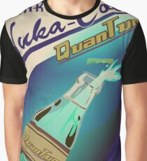 Drink Nuka Cola Quantum Poster Graphic T-Shirt