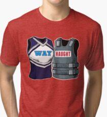 Wayhaught große Westen Vintage T-Shirt