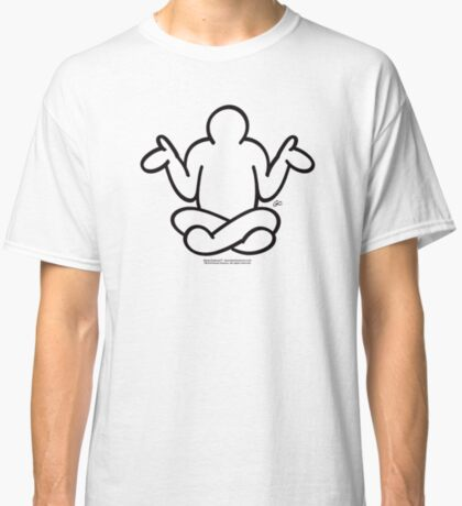Blank Features™—Yoga? Classic T-Shirt