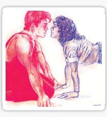 Loverboy Sticker