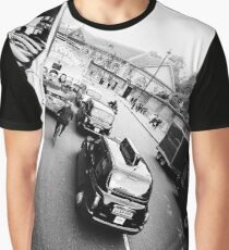 BLACK AND WHITE LONDON  Graphic T-Shirt