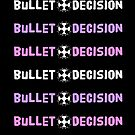Bullet Decision Long Logo (Repetitive)  by spilledgames