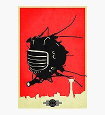 E-DE Fallout New Vegas Poster Photographic Print