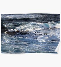 Bass Strait Currents Poster