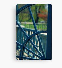 Iron Gate - Roger Williams Park Canvas Print