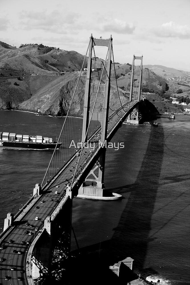 San Francisco Gateway by Andy Mays
