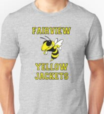 Fairview Yellow Jacket 2017 - 1 T-Shirt