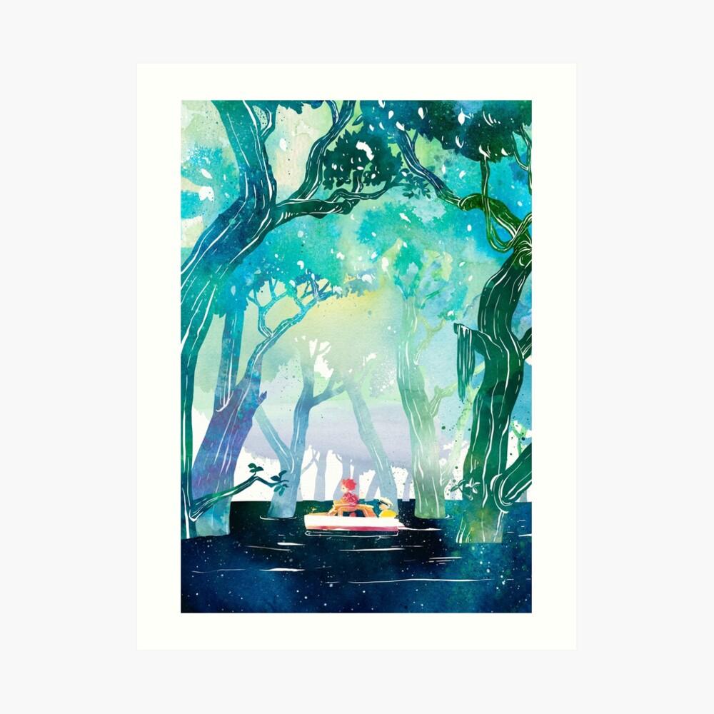 Adventure of a Lifetime Art Print