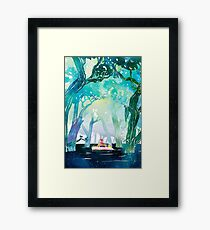 Adventure of a Lifetime Framed Print
