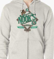 Nook's Cranny Zipped Hoodie