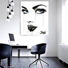 cheeky room by Loui  Jover